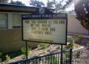 pretty beach public school